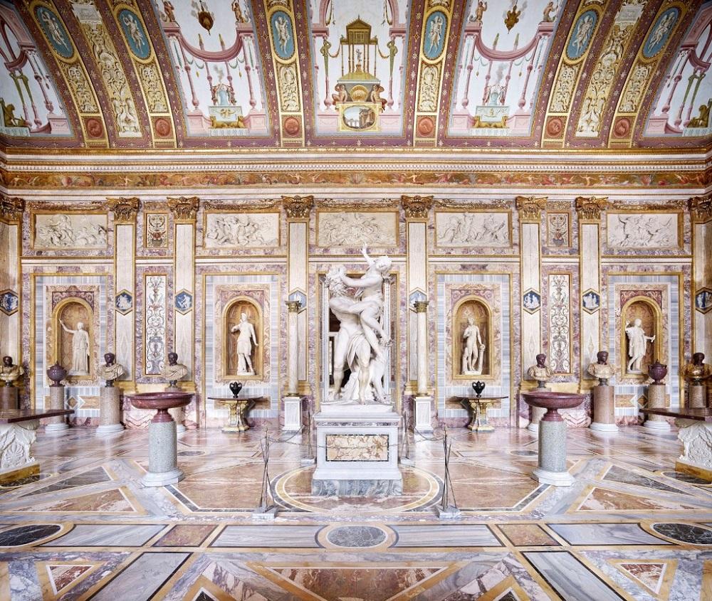 موزه بورگزه در رم