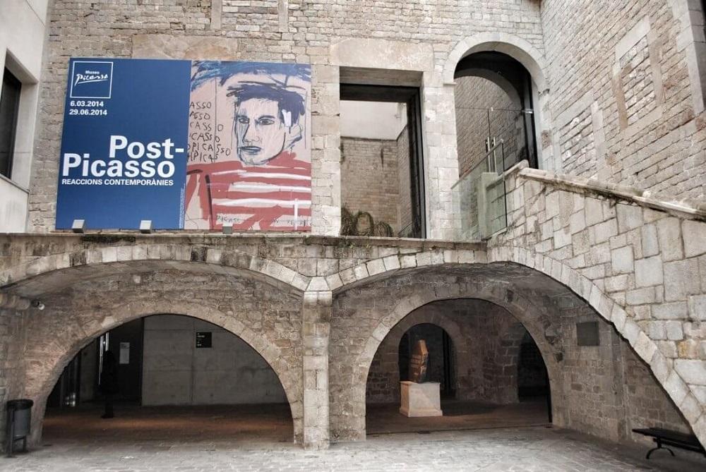 افتتاح موزه پیکاسو در شهر بارسلونا