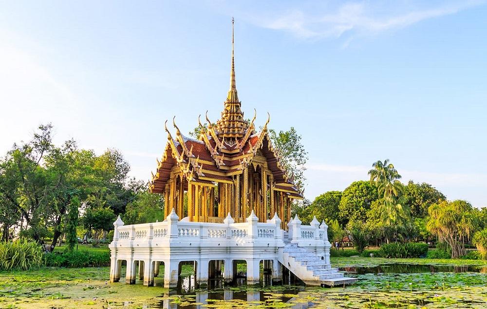 پارک پادشاه رامای نهم بانکوک