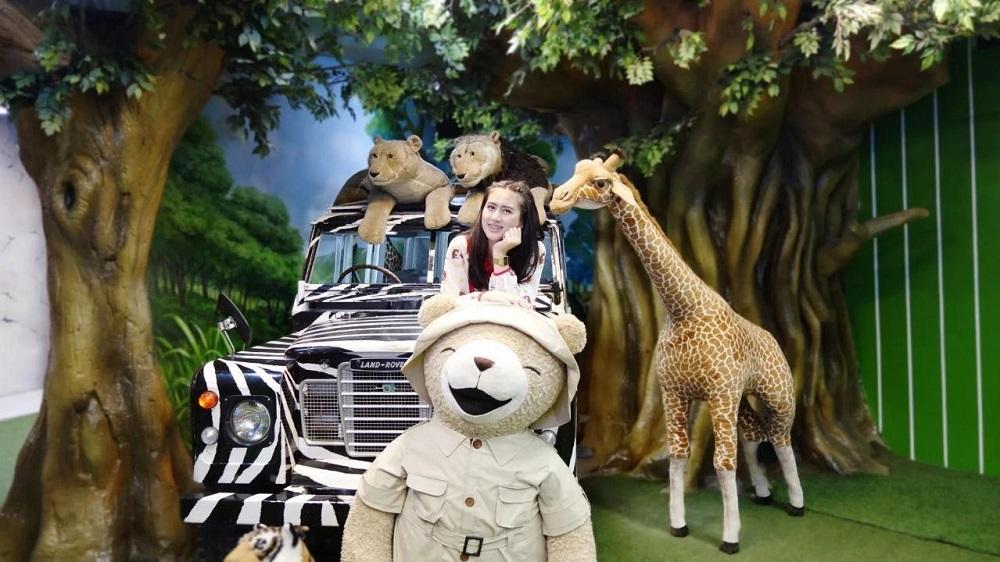 هدف از افتتاح موزه تدی خرسه
