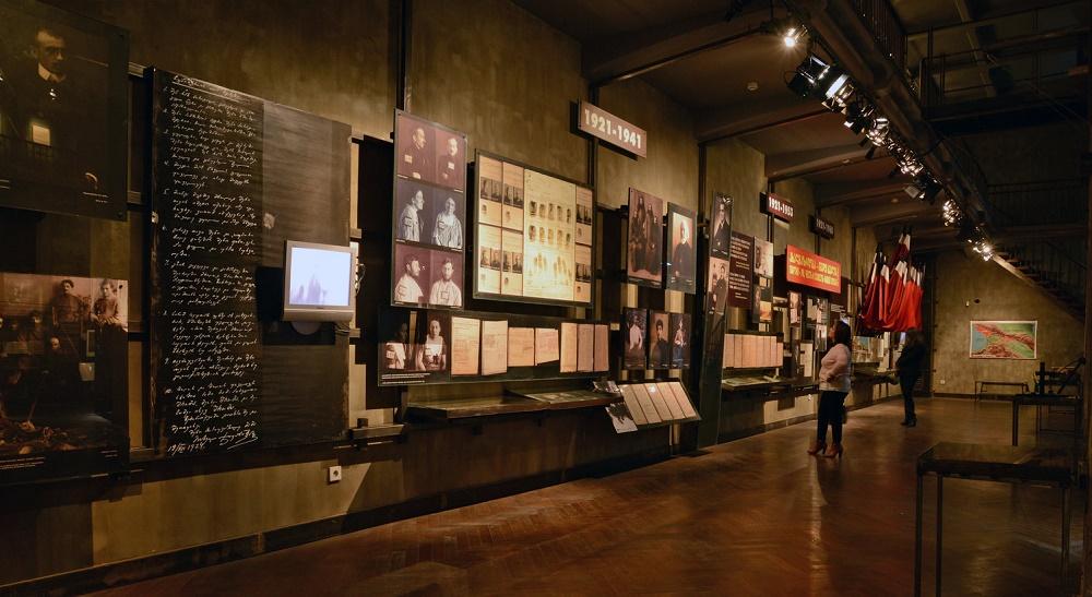 سالن نمایش اشغال شوروی تفلیس