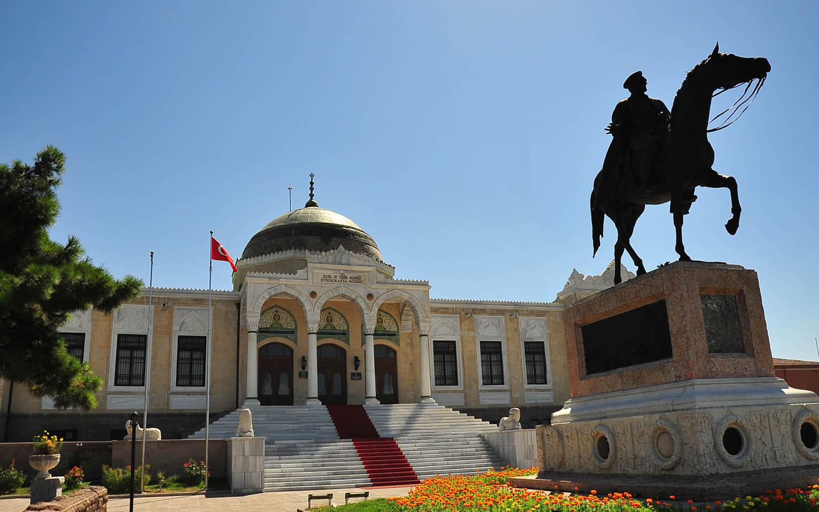 موزه فرهنگ آنکارا ترکیه