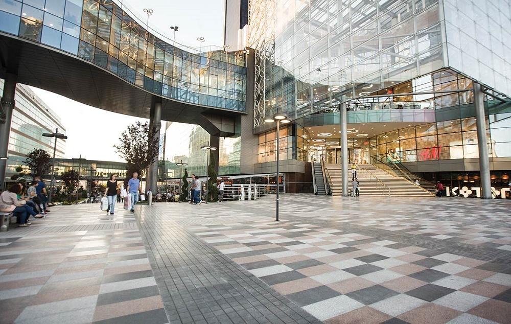 مرکز خرید آرمادا در آنکارا