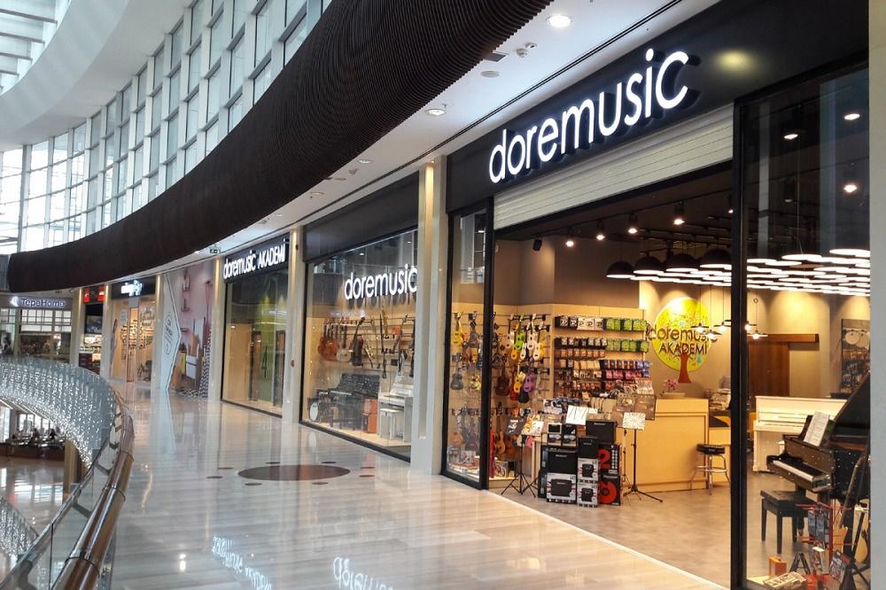 فروشگاه ها و برندهای این مرکز خرید آنکارا