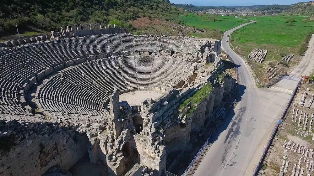 تاریخچه این شهر باستانی