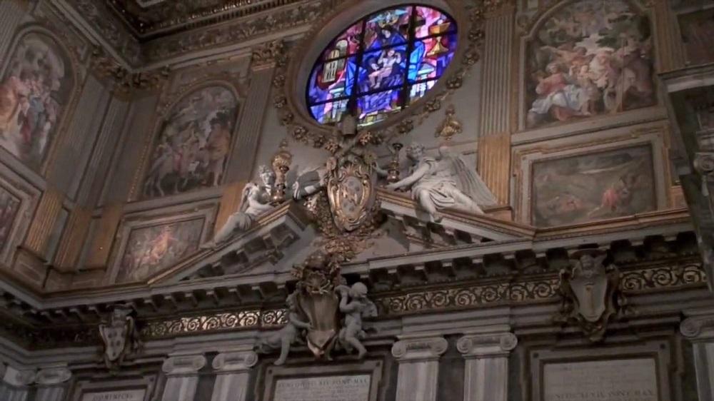 تاریخچه ساخت کلیسای سانتا ماریا ماجیوره