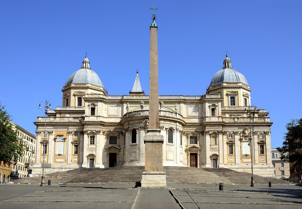 کلیسای سانتا ماریا ماجیوره در رم