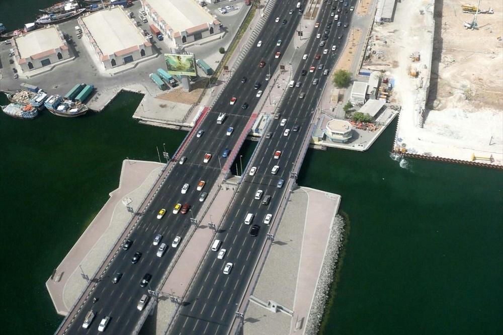 پل آل مکتوم دبی