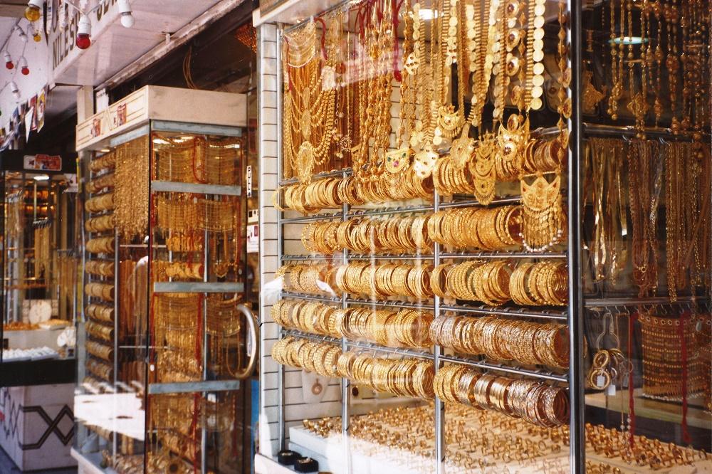 بازار طلای دبی، جیب خود را خالی کنید