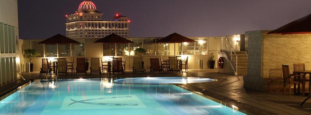 هتل آپارتمان آیوری گرند دبی