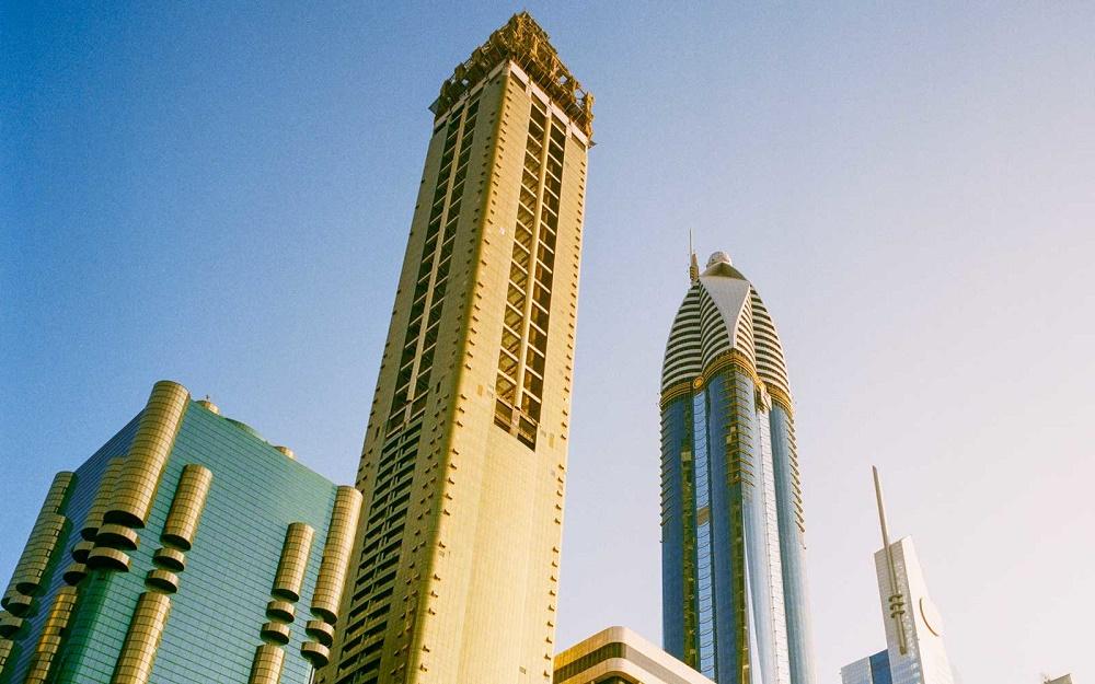 هتل جوورا بلندترین هتل جهان با ارتفاع 256 متر و 75 طبقه
