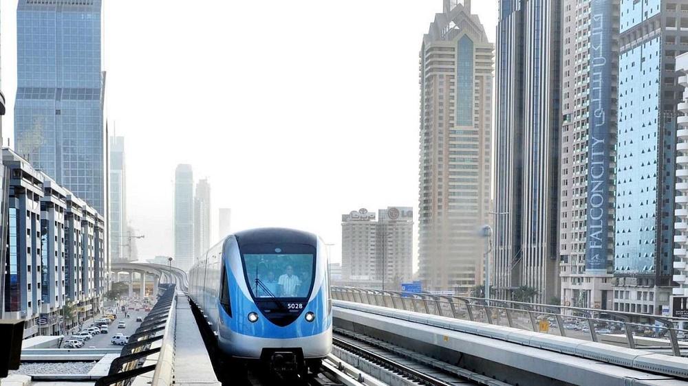 مترو دبی طولانی ترین شبکه مترو بدون راننده جهان به طول 74 کیلومتر