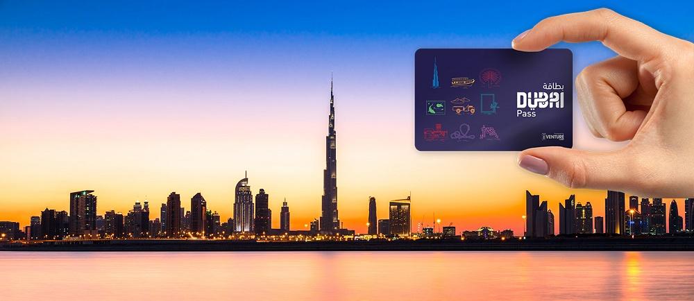 کارت گردشگری  Dubai Unlimited Attraction Pass