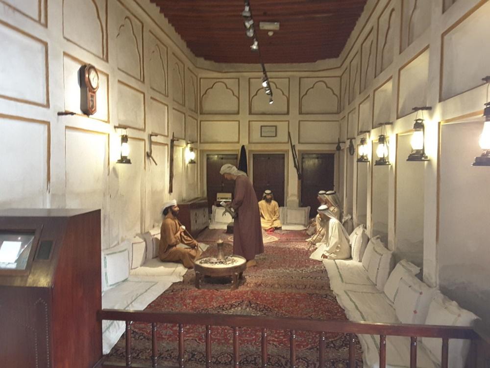 خانه میراث دبی