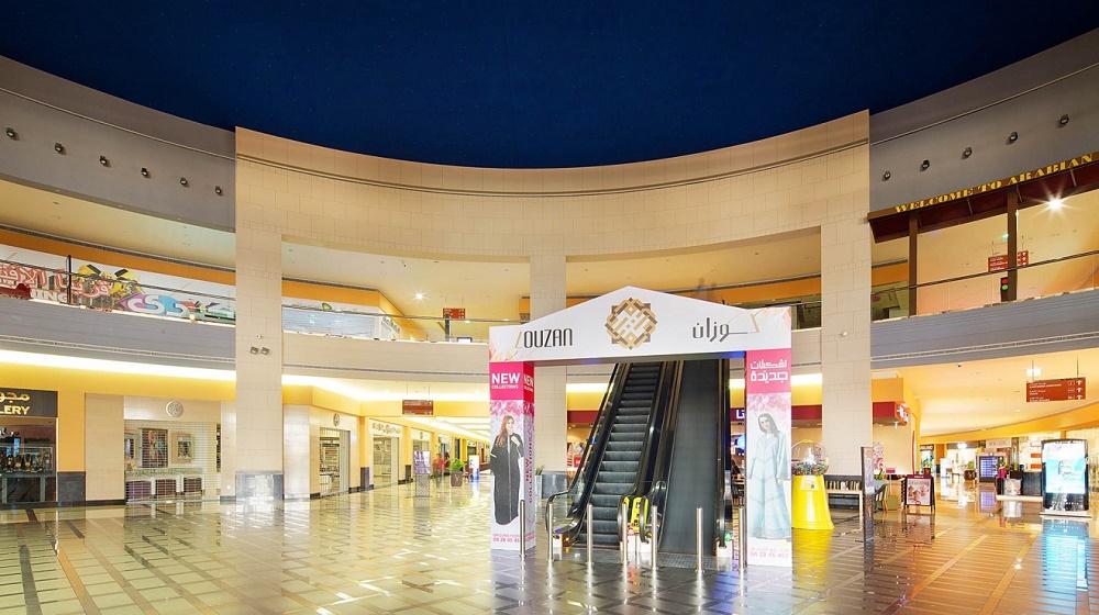 فروشگاه ها و مغازه های این مرکز خرید دبی
