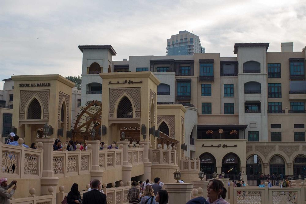 بازار البحار دبی