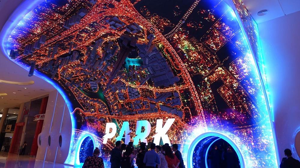 پارک موضوعی سگا ریپابلیک دبی