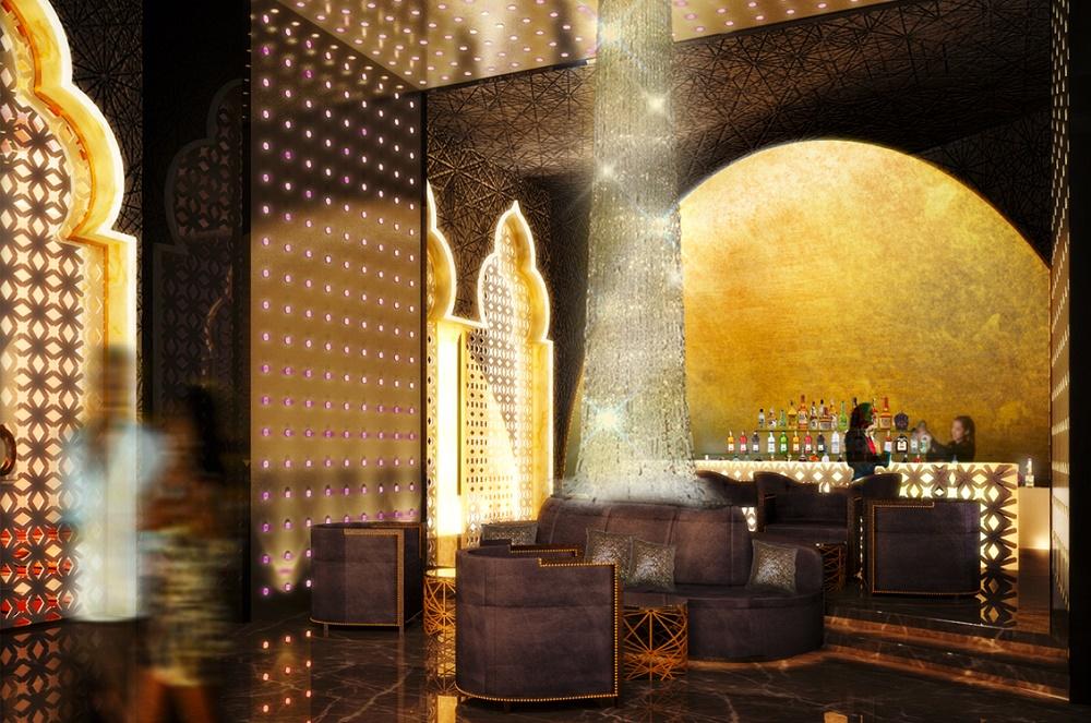 رستوران Levantine دبی