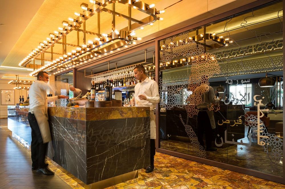 رستوران Olea دبی