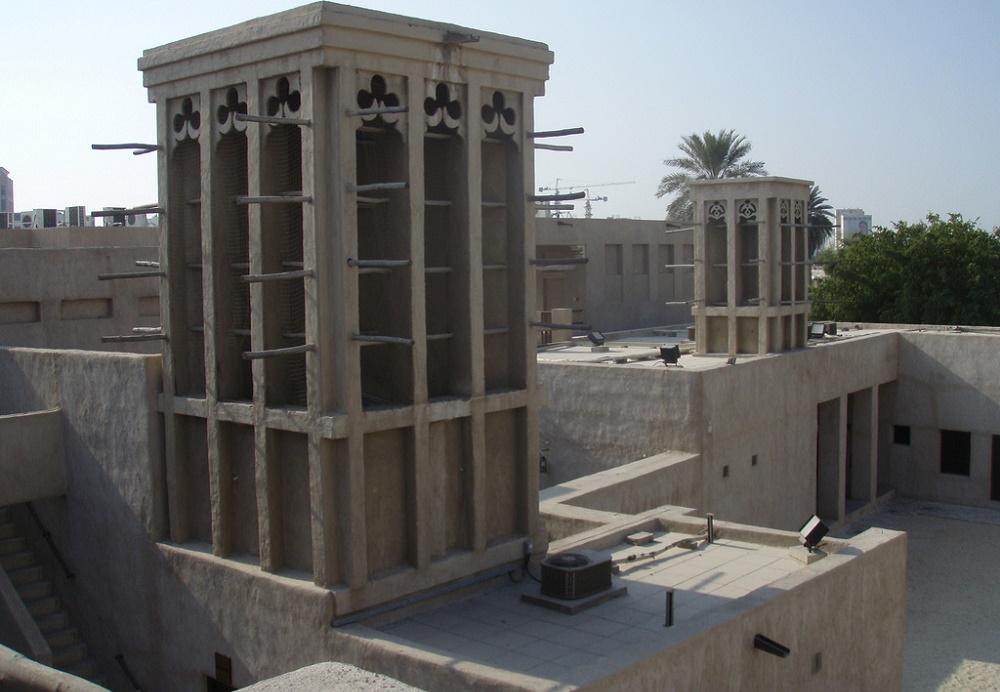 خانه شیخ سعید آل مکتوم در دبی